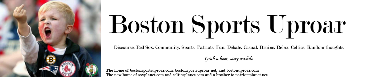 Boston Sports Uproar